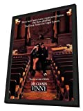 My Cousin Vinny 27 x 40 Movie Poster - Style A - in Deluxe Wood Frame