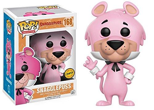 Funko - Figurine Hanna Barbera - Snagglepuss Chase Exclu Pop 10cm - 0745559260801 Third Party