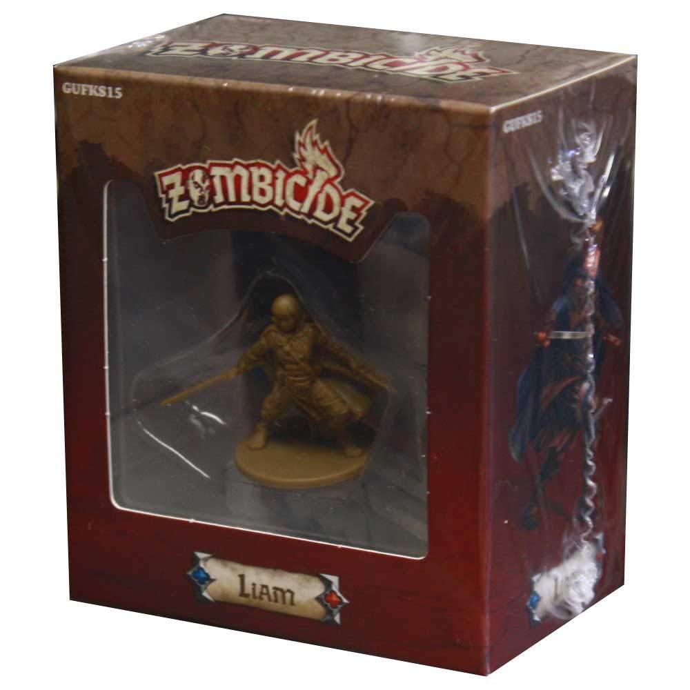 Guillotine Games Zombicide: Liam Kickstarter Exclusive Figure