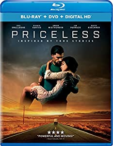 Cover Image for 'Priceless [Blu-ray + DVD + Digital HD]'