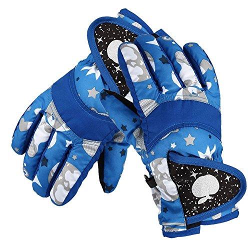 Kids Snow Gloves - 9