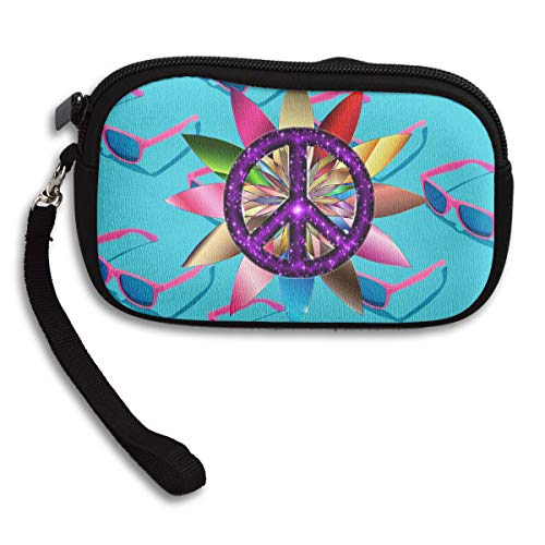 Small Purse Bag Receiving Deluxe Portable Sign Printing Peace qzx7wftT