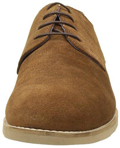 Redskins Feodal, Zapatos de Cordones Derby para Hombre marrón (tan)