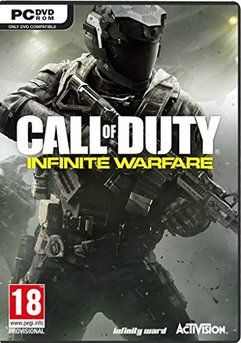 Call of Duty: Infinite Warfare COD (PC Game) Brand New and Factory Sealed