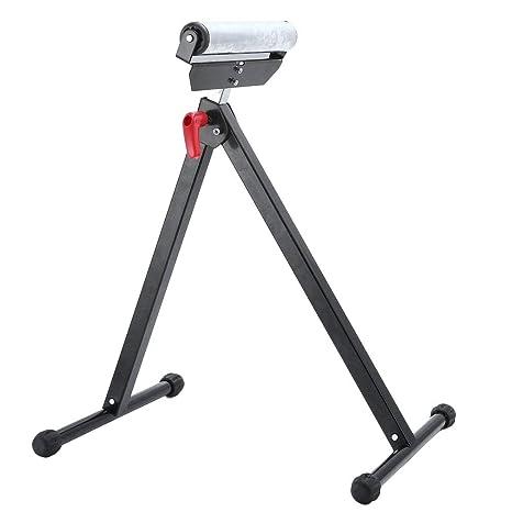 Blackpoolal 2 x Rollenbock Materialst/änder klappbar Rollbock Klappbock Rollenauflage Rollenst/änder Unterstellbock Arbeitsbock Hilfsbock bis 90 kg h/öhenverstellbar 67cm-109cm
