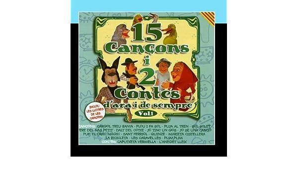 Canรงons I Contes Infantils 1: Amazon.es: Música