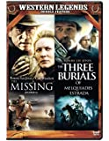 The Missing / The Three Burials of Melquiades Estrada (Sous-titres français)