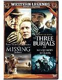 The Missing & The Three Burials of Melquiades Estrada