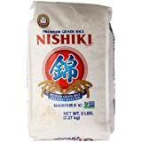 Nishiki Medium Grain Rice, 5 Pound