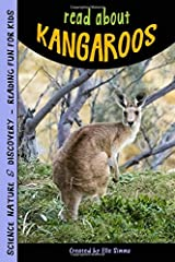 Read About Kangaroos - Reading Fun for Kids (Reading About Books) (Volume 2) Paperback