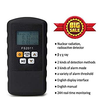 Beta Gamma - Detector digital de radiación nuclear, contador ...