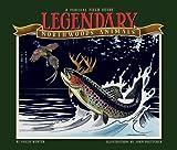 Legendary Northwoods Animals, Galen Winter, 1572230096