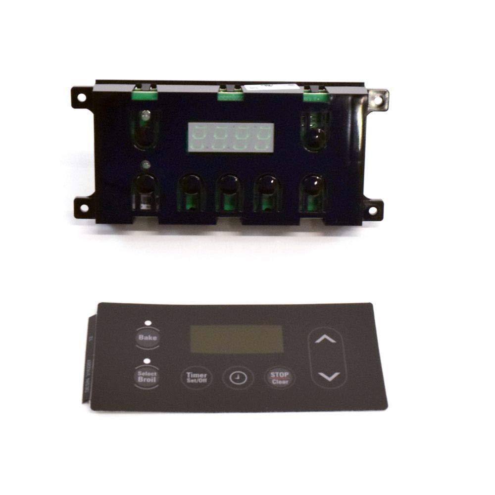 318185339 Wall Oven Control Board Genuine Original Equipment Manufacturer (OEM) Part Black