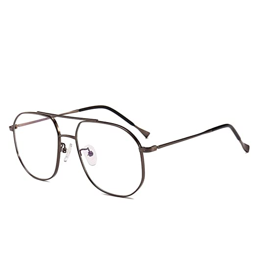 Yangjing-hl El Marco de Gafas de polígono de Estilo Aviador ...