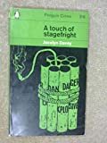img - for A touch of stagefright book / textbook / text book