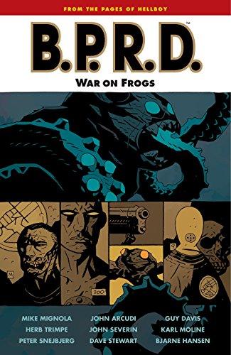 B.P.R.D., Vol. 12: War on Frogs ()