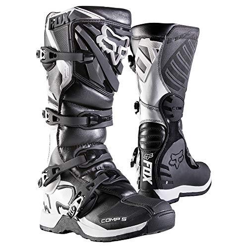 (2016 Fox Racing Mens Comp 5 Boots (8, Black) )