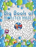 Big Book of Monster Mazes
