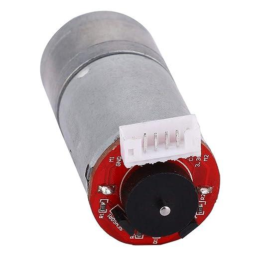 Micro Motoriduttore Metallo Staffa