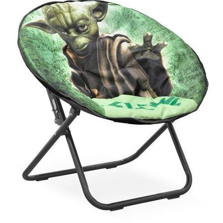 Durable Disney Star Wars Saucer Chair, Yoda by Disney