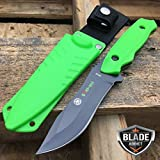 MILITARY TACTICAL HUNTING SKINNER KNIFE ZOMBIE Scuba Rescue Diving Combat Boot