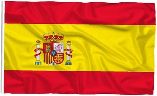 Pulgadas 35.4x59 España Bandera Grandes Banderas De La Bandera De ...