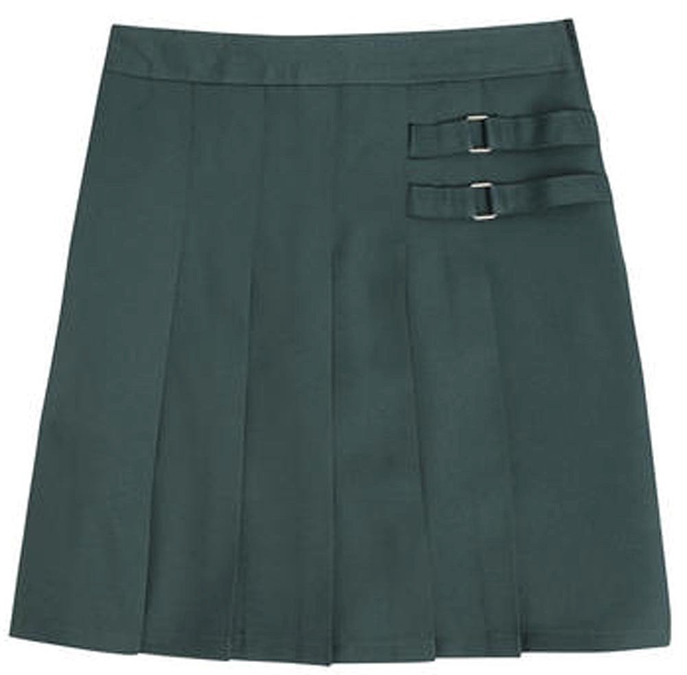 French Toast - Girls Scooter Skort School Uniform, Hunter 32868-7 by French Toast
