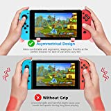 Switch Pink Grip Compatible with Nintendo