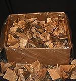 J.C.'s Smoking Wood Chunks - 19#'s/1500 Cu In of Bulk Odd Lot & End Chunks - Wild Black Cherry