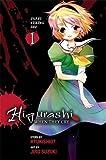 img - for Higurashi When They Cry: Curse Killing Arc, Vol. 1 - manga book / textbook / text book