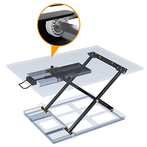 1home sit stand height adjustable desk converter standing up work station easy lift buy online. Black Bedroom Furniture Sets. Home Design Ideas