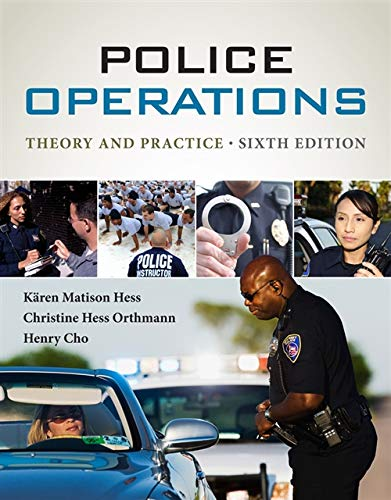 Police Operations: Theory and Practice