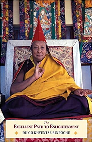 The Excellent Path to Enlightenment: Oral Teachings on the Root Text of  Jamyang Khyentse Wangpo: Dilgo Khyentse Rinpoche, Padmakara Translation  Group: 9781559390644: Amazon.com: Books