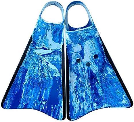 Color Azul Kpaloa Aletas de Entrenamiento para nataci/ón