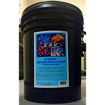 Amazon Com Esv 100 Gallon B Ionic Seawater System Pet