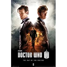 Doctor Who (Day of the Doctor) Television Poster