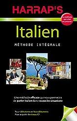 Harrap s Méthode intégrale italien livre