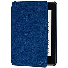 Capa de tecido resistente à água para o novo Kindle Paperwhite (10ª Geração – não compatível com as versões anteriores do Kindle Paperwhite) - Cor Azul