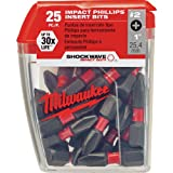 Milwaukee 48-32-4604#2 Phillips Shockwave Insert