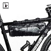bolsa de tubo bikepacking