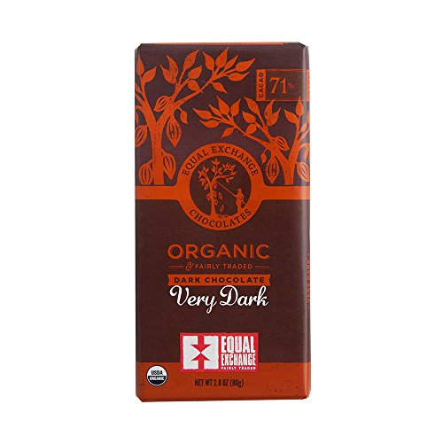 Very Dark Chocolate Bar - 1