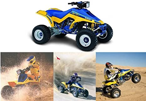 250 piece Bolt kit Suzuki LTR450 LT-R450 Z400 LT250 450 ATV fender body Specbolt