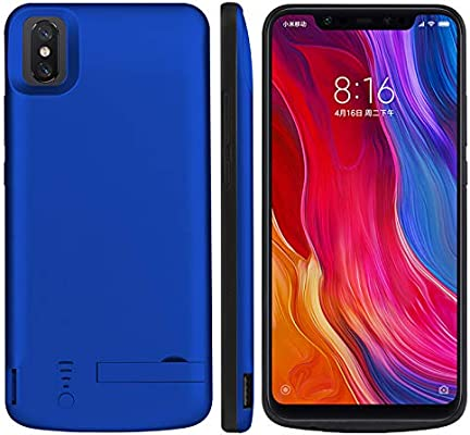xieshangshu Funda Compatible con Xiaomi Mi 8 Battery Charger ...