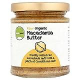 Wholegood Organic Raw Macadamia Nut Butter 170g