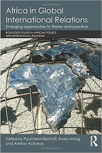 Africa in Global International Relations (Routledge Studies