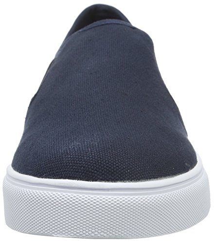 Bianco Herren Loafer 60-71400 Slipper Blau (30/Navy Blue)