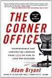 The Corner Office, Adam Bryant, 1250001749