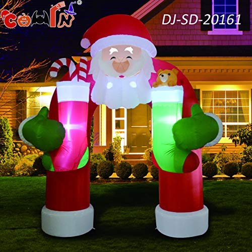 Led Light Snowman Craft in US - 3