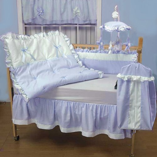 shabby chic baby bedding eclectic style isle of baby. Black Bedroom Furniture Sets. Home Design Ideas