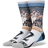 Stance Men's Wiggins Socks Grey L